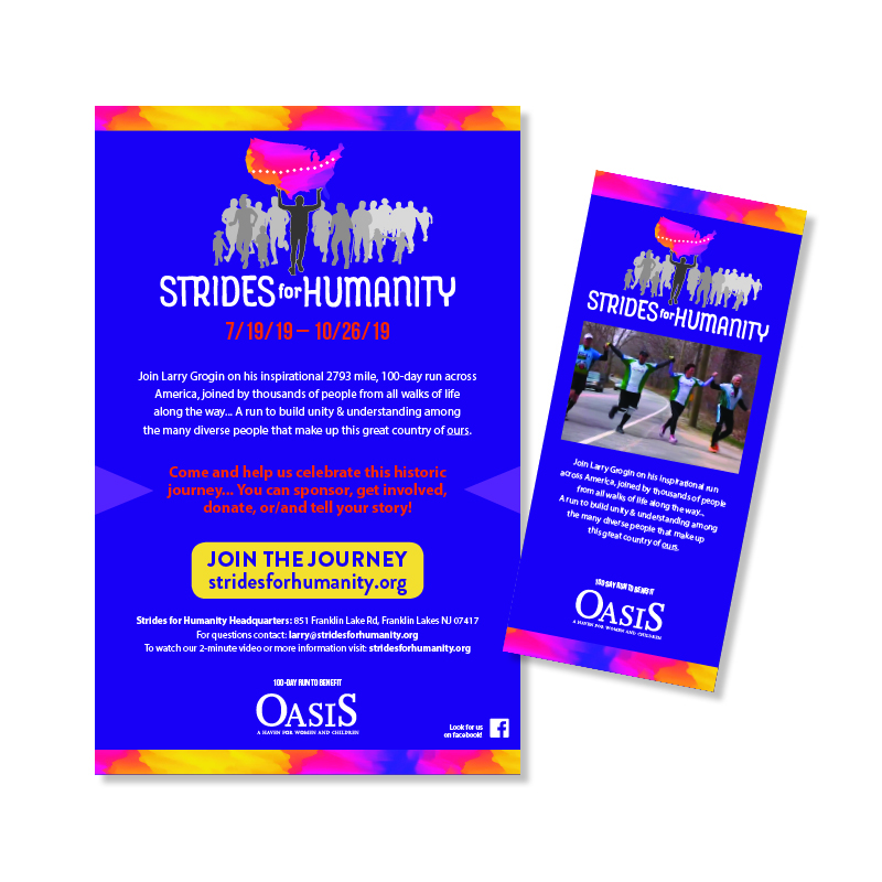 Strides for Humanity Materials